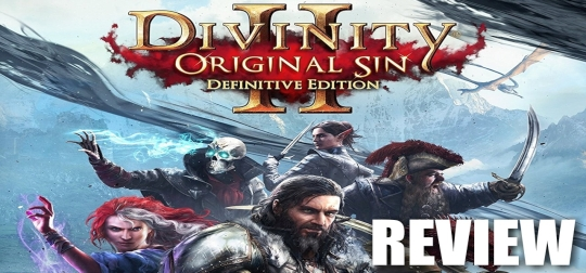 Review: Divinity Original Sin 2 : Definitive Edition - Das beste Rollenspiel? [PS4]