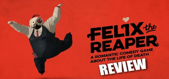 Review: Felix The Reaper - Jetzt wird das Tanzbein geschwungen! [XONE]