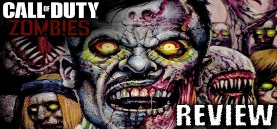 Review: CALL OF DUTY: ZOMBIES - Abgedrehte Zombie-Action zum populärsten Zombie-Modus! [COMIC]