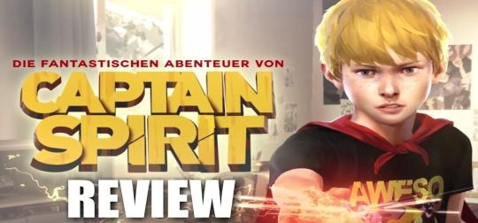 Review: The Awesome Adventures of Captain Spirit - Fantasie und Kreativität sind keine Grenzen gesetzt! [Xbox One]