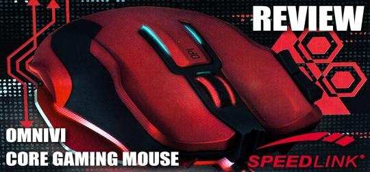 Review: Speedlink OMNIVI Core - Gaming-Mouse mit perfektem Handling? [PC]