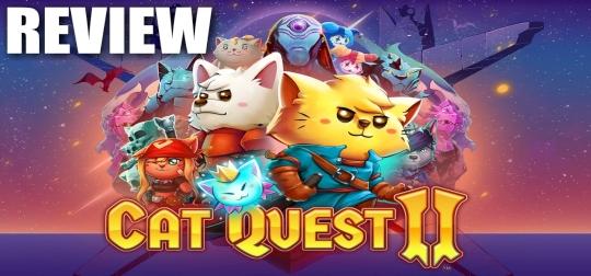 Review: Cat Quest II - Zusammen schafft man alles! [PC]