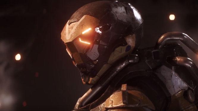 Anthem - Cinematic Trailer und Release-Datum veröffentlicht! [PS4/XONE/PC]