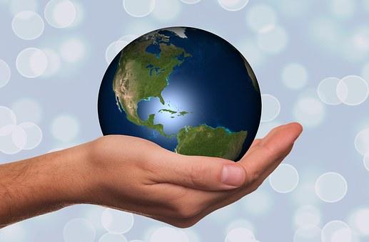 Agnihotra Reinigung Atmosphäre - Die Erde in unseren Händen