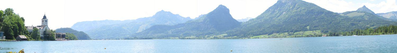 Wolfgangsee (in epischer Breite)