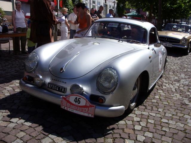 Porsche 356 A Coupe Sport