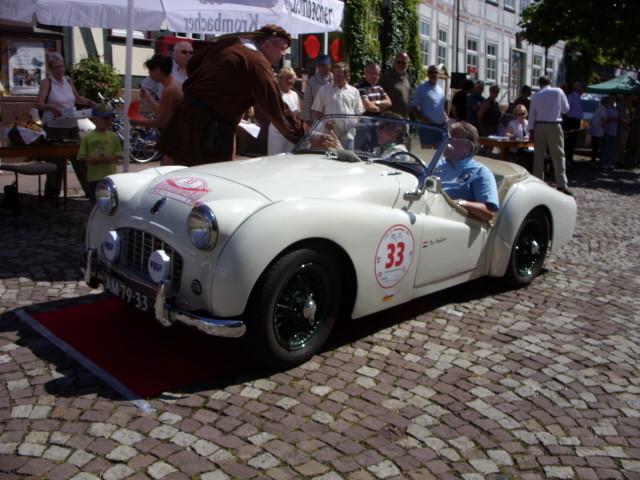 Triumph TR 3  SM