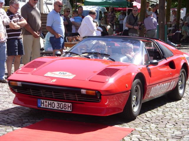 Ferrari 308 GTS Targa