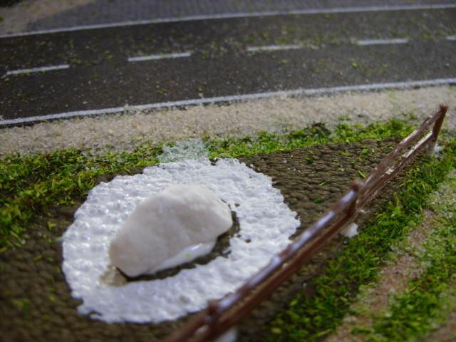 der weiße Stein