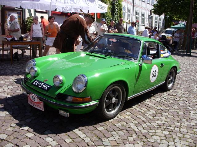 Porsche 911 (Kermit)