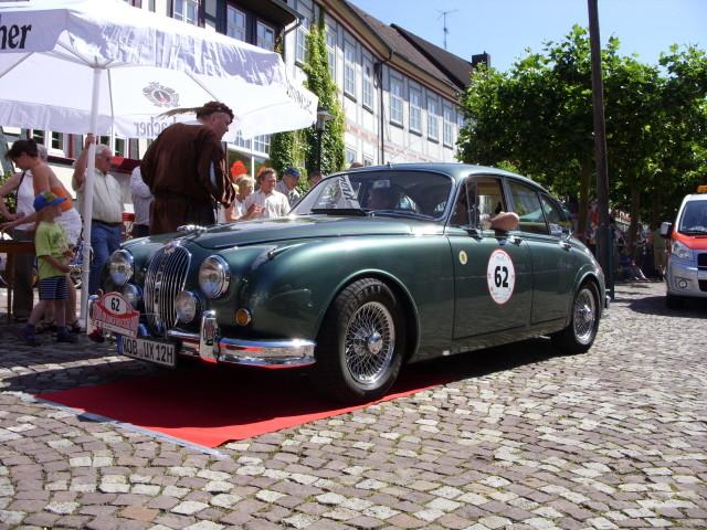 Jaguar MK II 3,8l