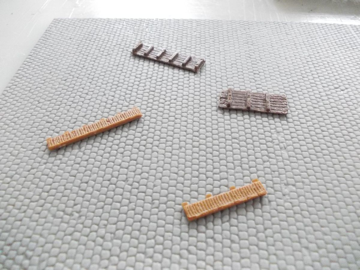 Kleinteile aus der Bastelkiste