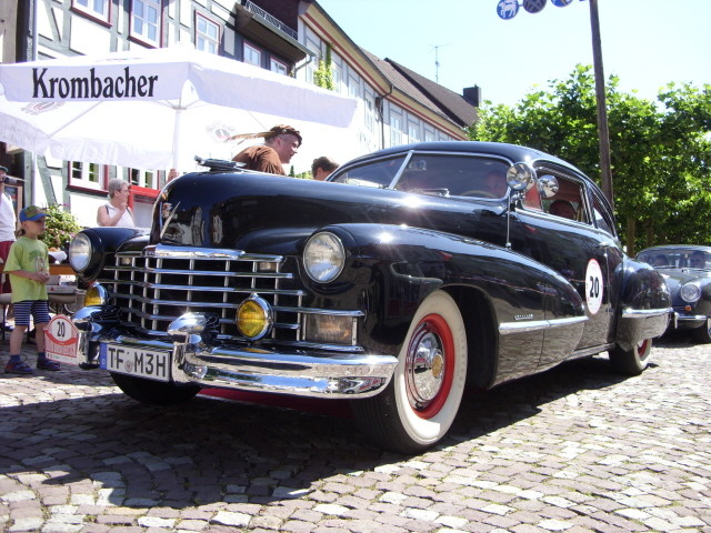 Cadillac club Coupe Series 62