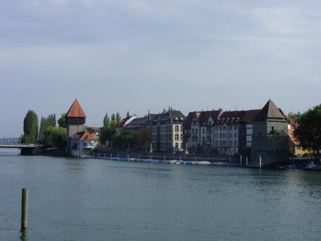 Konstanz (Richtung Schweiz)