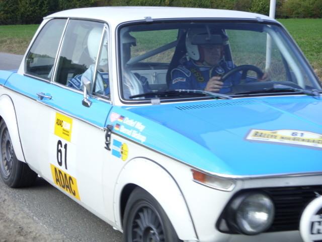 Retro Rallye: Biskup / May