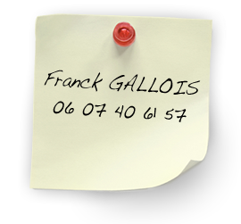 Franck GALLOIS Graphiste Freelance