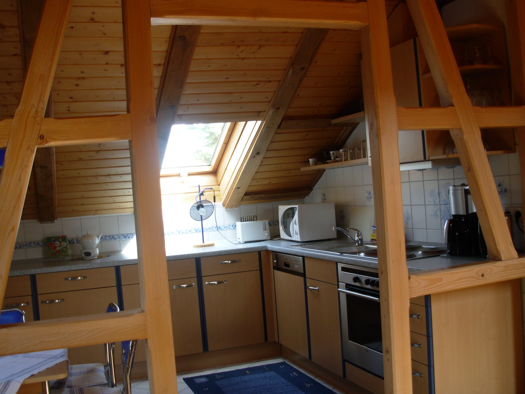 Apartment Neugebauer kitchen