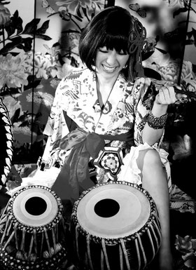 タブラ 池田絢子
