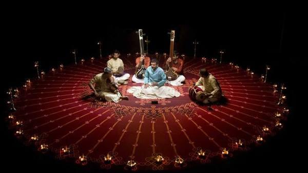 carnatic vocalist :T.M Krishna