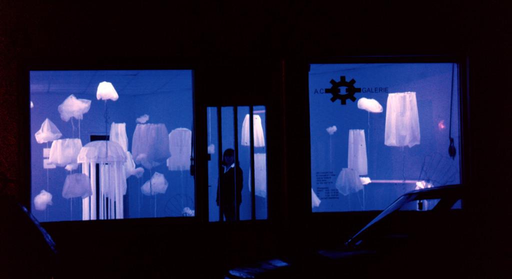 Aquarium (Art Concept, Berlin 2000)