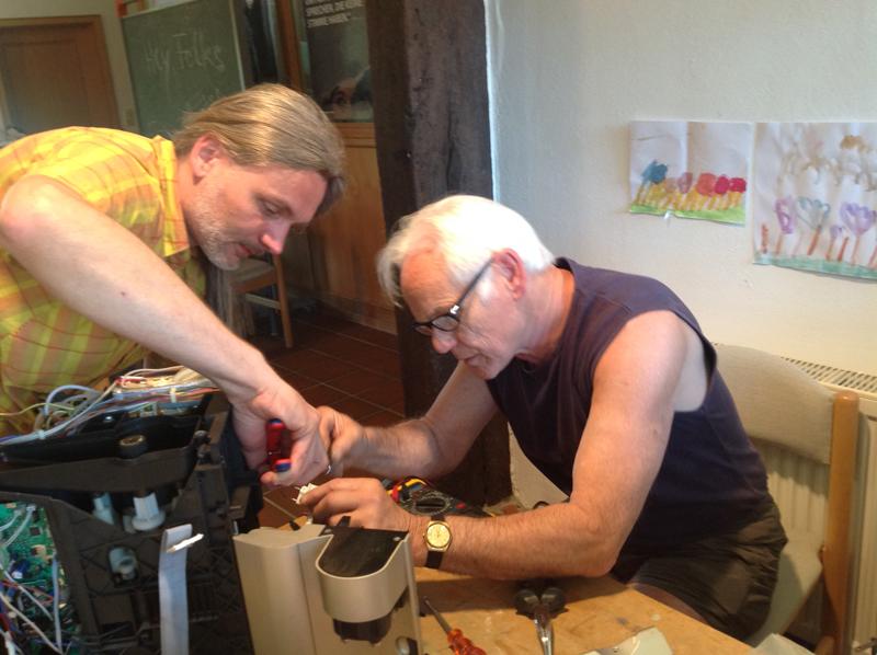 Repair-Café ab Mai
