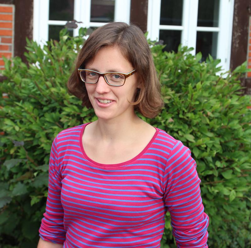 Judith Lübke ist da! Ab 1. August als Koordinatorin der interkulturellen Begegnung …
