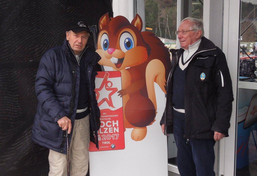 Dr. Poley, Skiclub Kitzbühel