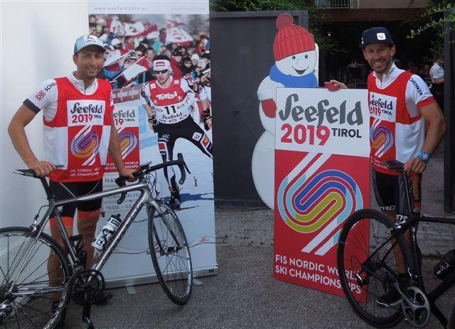 Sieger Mario Stecher und Christoph Bieler