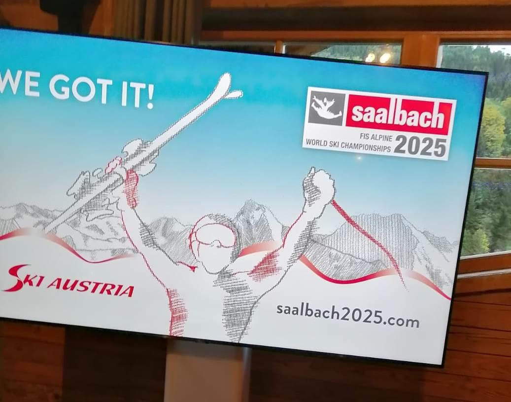 Erfolgreiche Kandidatur - Zuschlag für WM 2025
