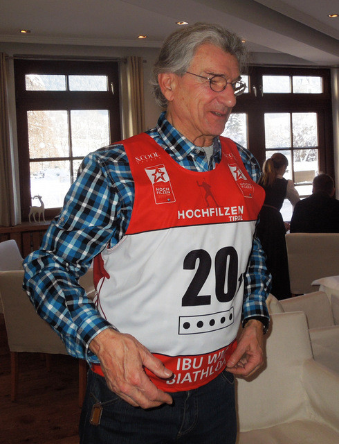 ÖSV Generalsekretär Dr. Klaus Leistner