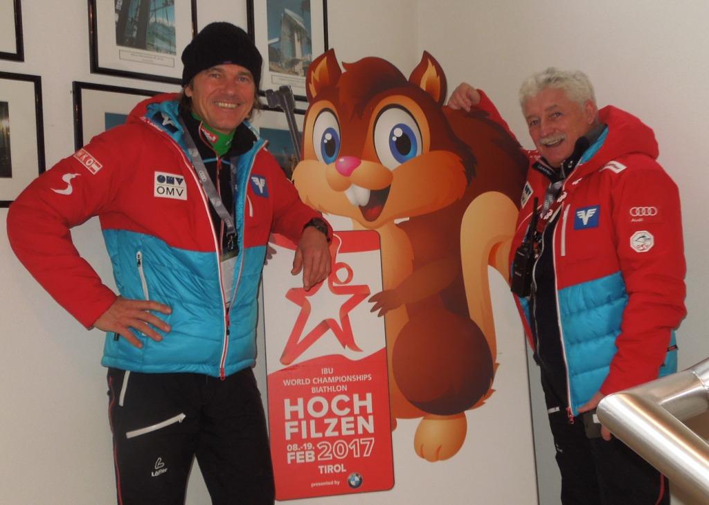Andreas Felder, Trainer  Skisprung Damen