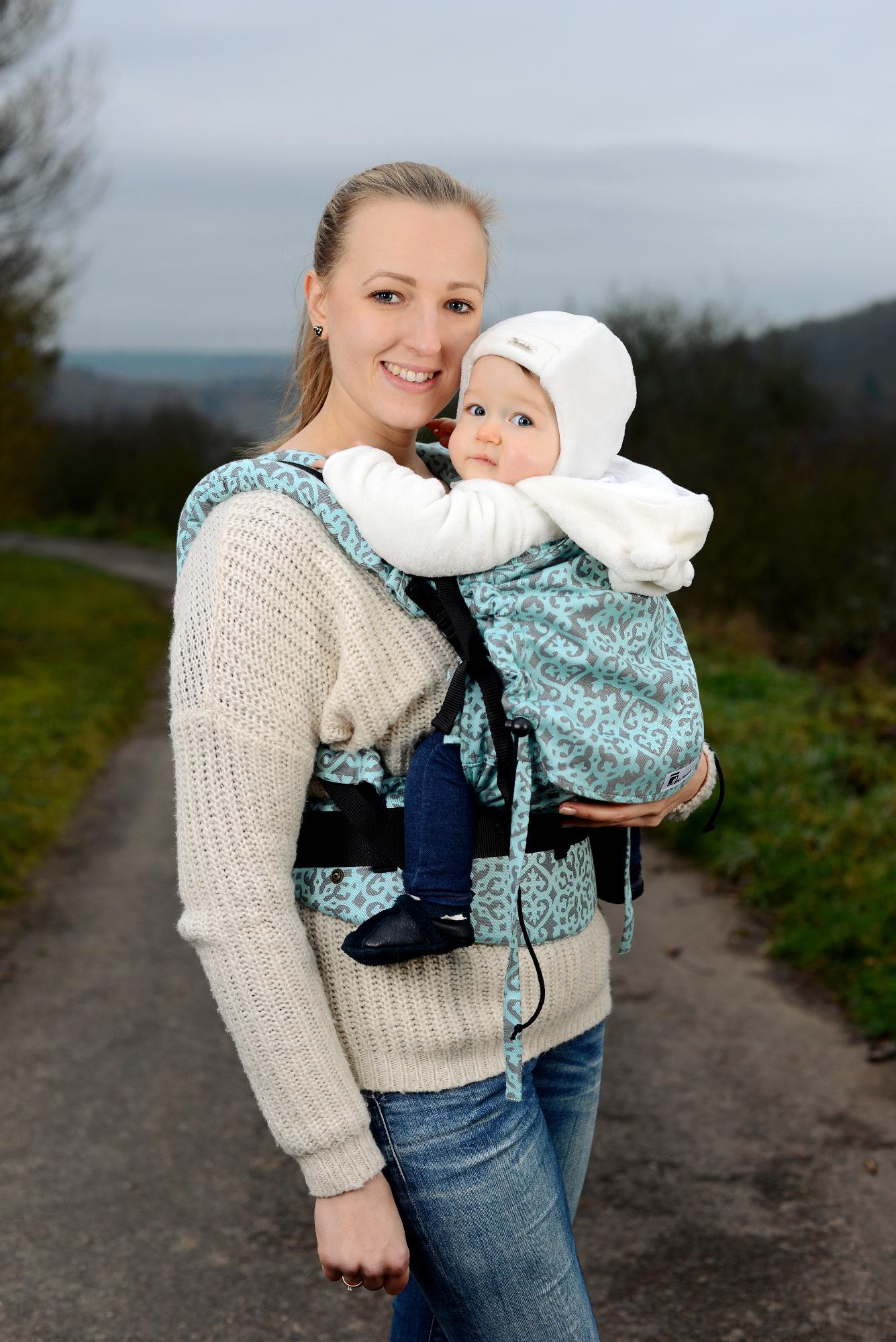 Huckepack Full Buckle Babytrage