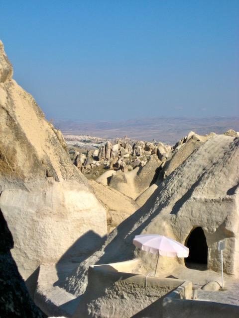 Cave Houses of Cappadocia