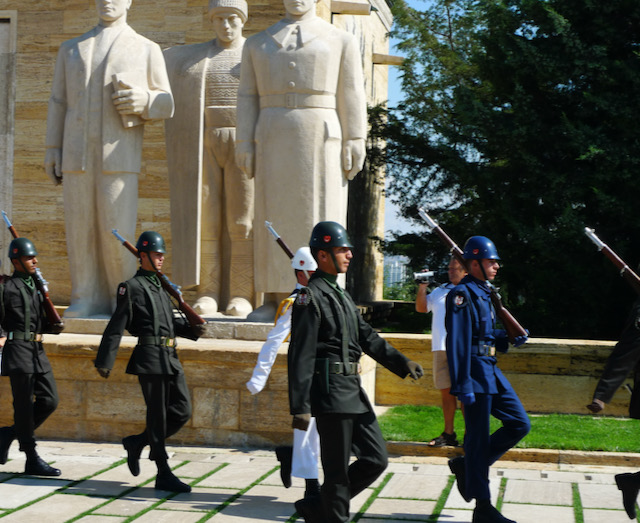 Presidential Guard, Ankara