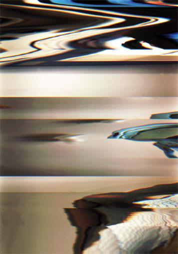 Desert. 2003. Ink on paper. 42 x 29cm. © Charles Rocco