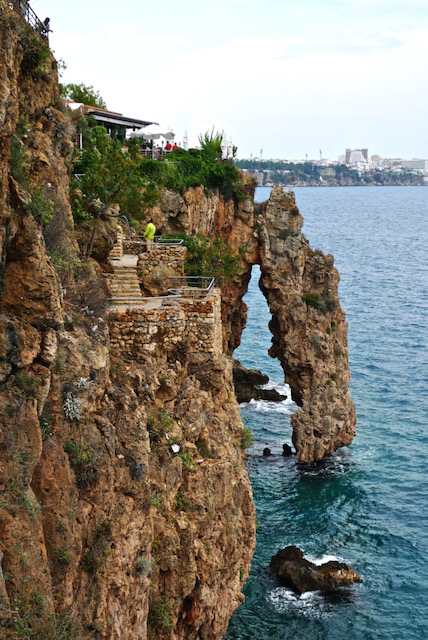 Antalya coastline east