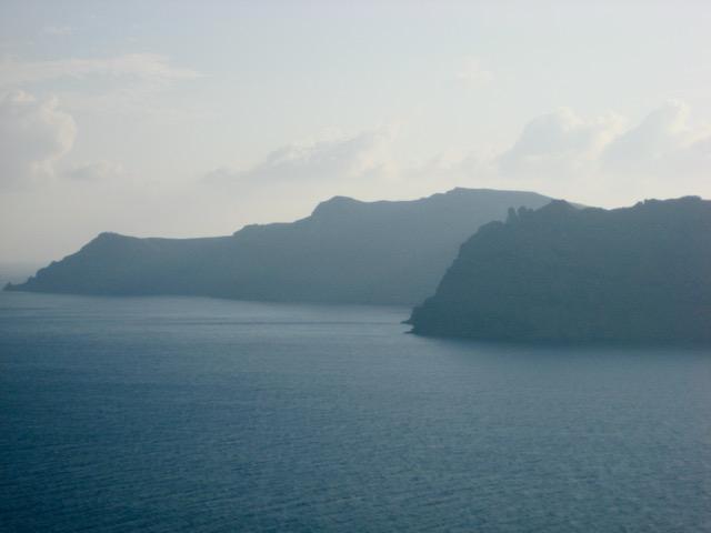 A Syclades morning, Aegean Sea