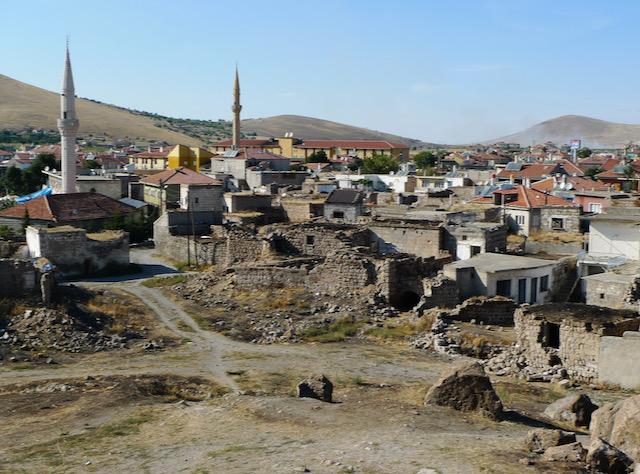 Nevsehir, Uçhisar Tombs