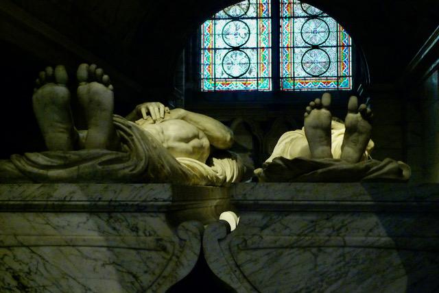 La Nécropole Royal, St. Denis, France
