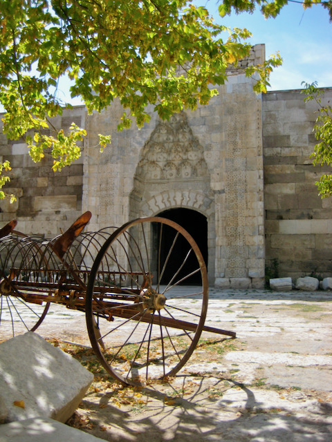 Caravanseri of Sultanhani