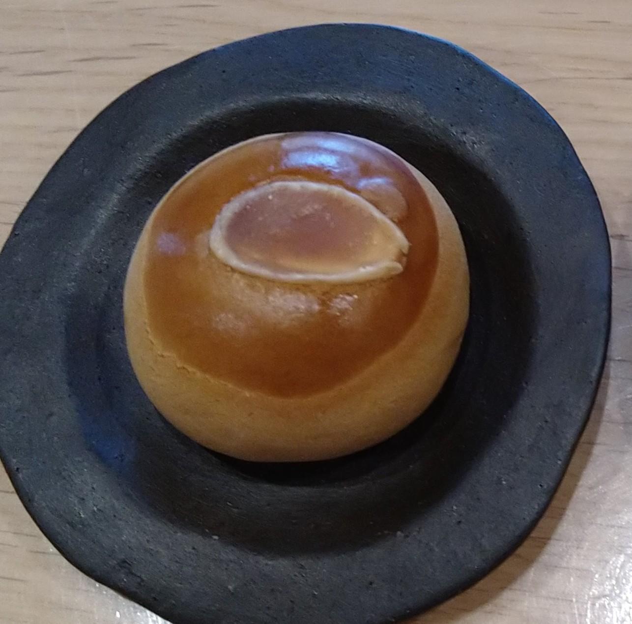 アーモンド饅頭