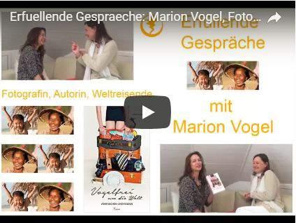 Marion Vogel: Vogelfrei um die Welt