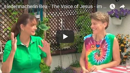 Liedermacherin Bea im Gespräch mit Bianka Bös