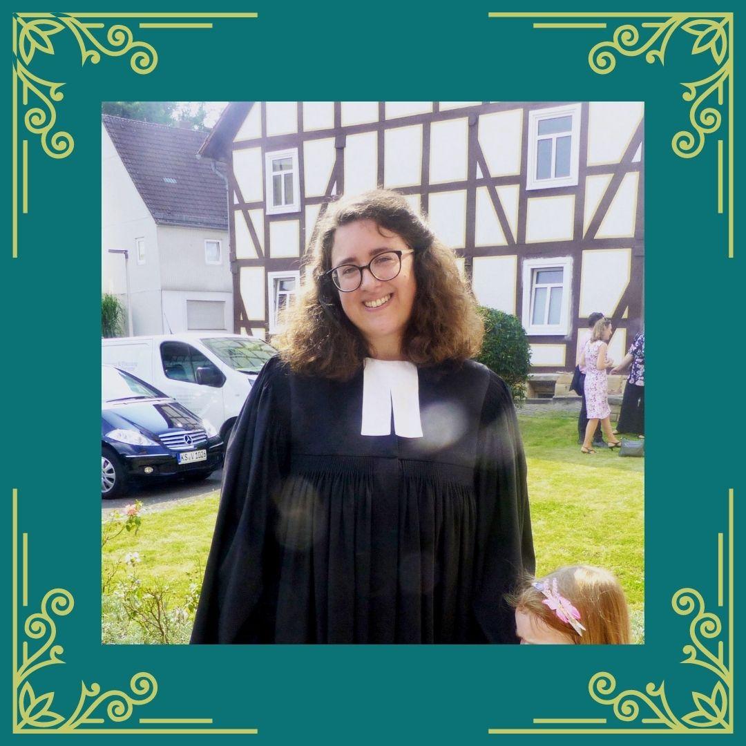 Abschied von Pfarrerin Metzner
