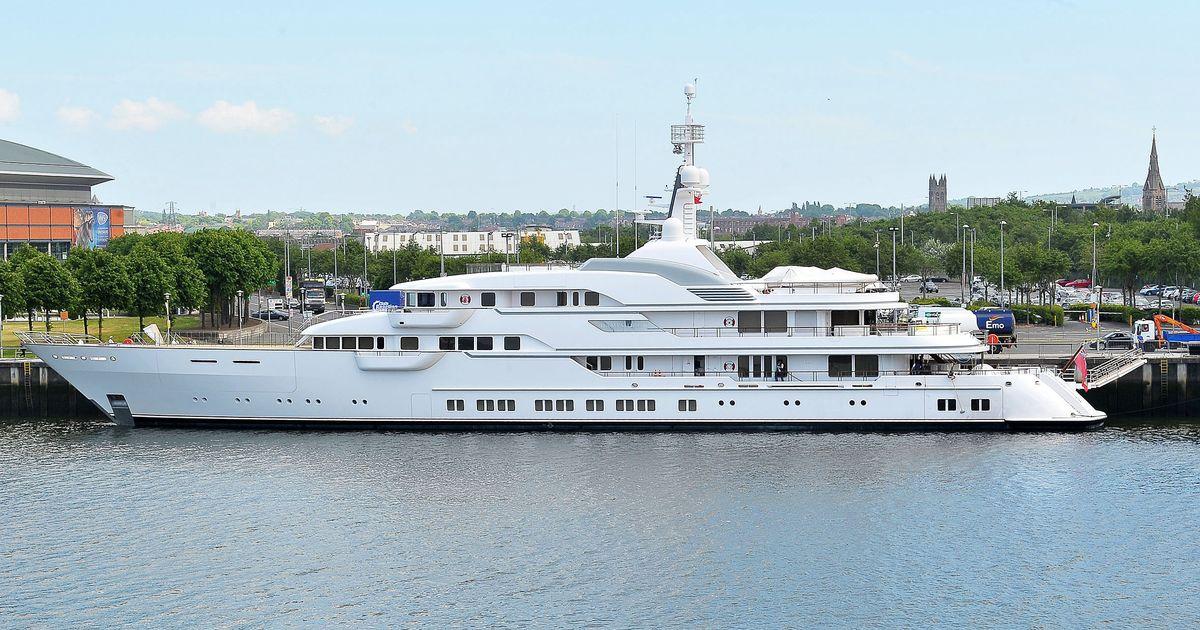 Motor Yacht Hampshire II