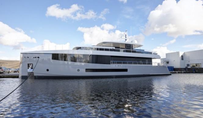 Motor Yacht Kamino