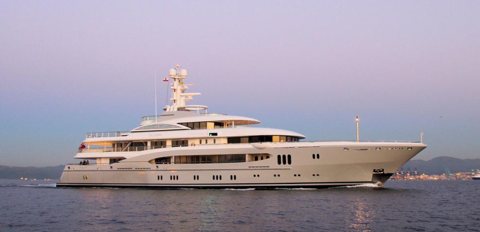 Motor Yacht Global