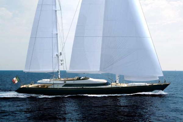 Sailing Yacht Enterprise