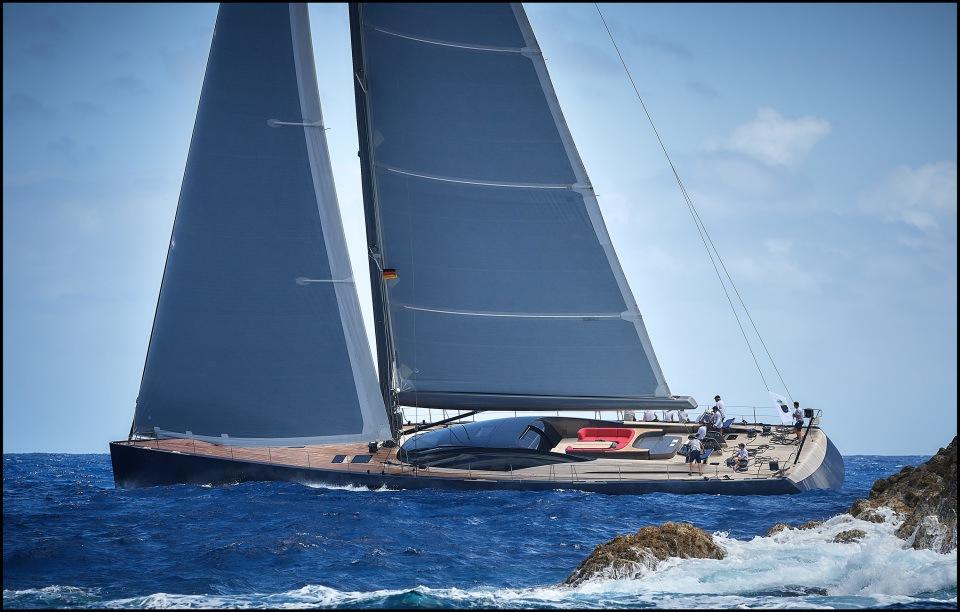 Sailing Yacht Missy