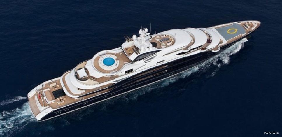 Motor Yacht Serene